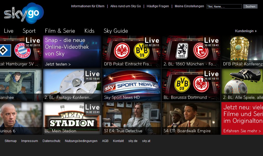 sky go test mit kosten und erfahrungen alle online videotheken. Black Bedroom Furniture Sets. Home Design Ideas